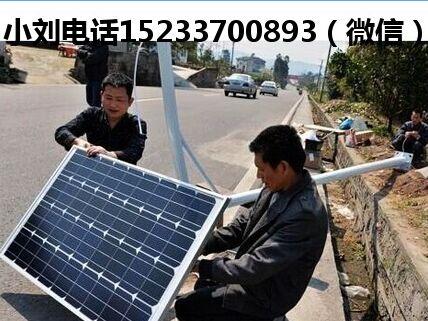 鄂尔多斯6米太阳能路灯